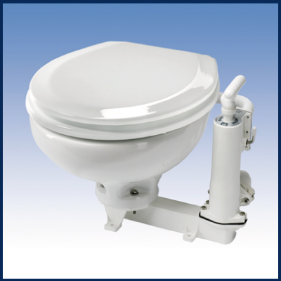 Marine-toilet