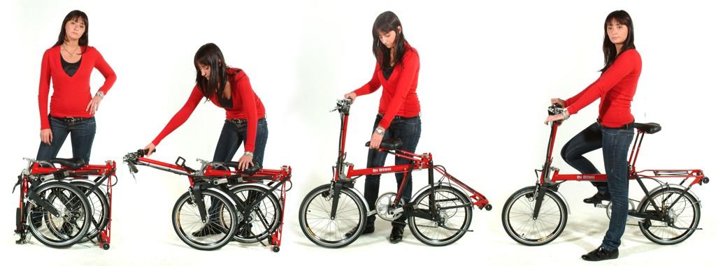 Bici Pieghevole Barca.Biciclette Www Mazzeonautica It