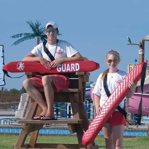 Salvagente coast guard