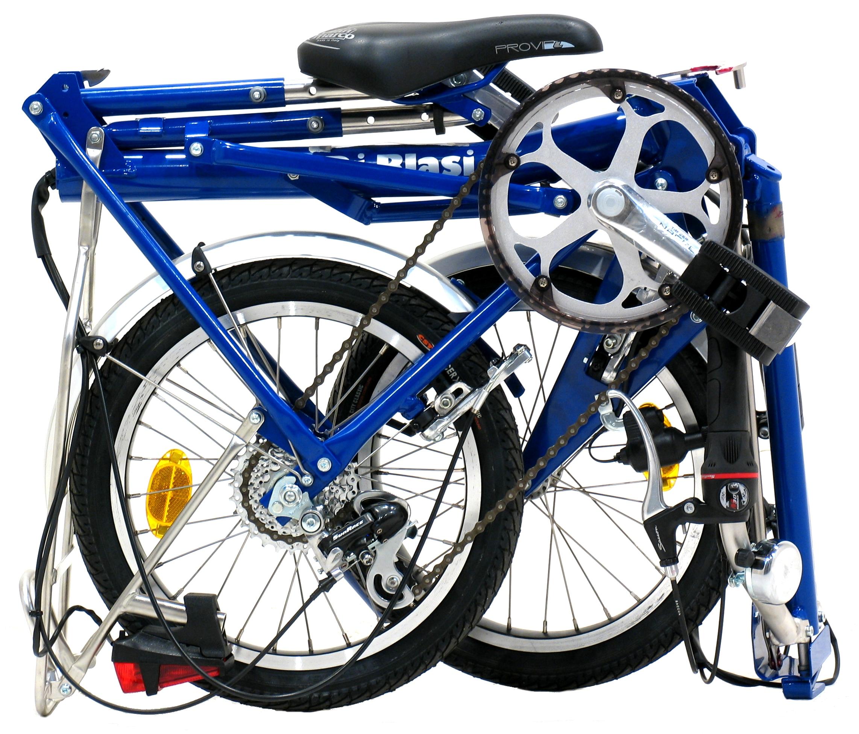 Bicicletta R22 pieghevole