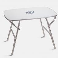 Tavoli Pieghevoli Da Barca.Tavoli Alluminio Www Mazzeonautica It