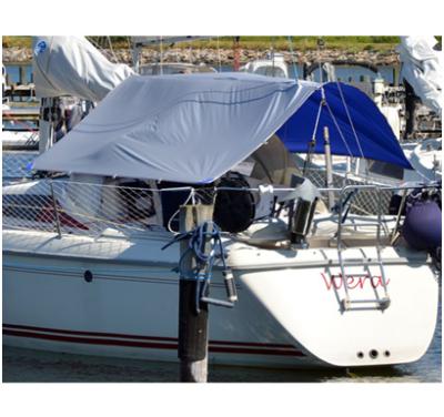 Tendalino da pozzetto mini for Accessori per barca a vela